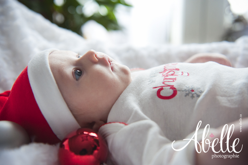 Professional Baby Portrait shot by Abelle Photographie in Montreal.