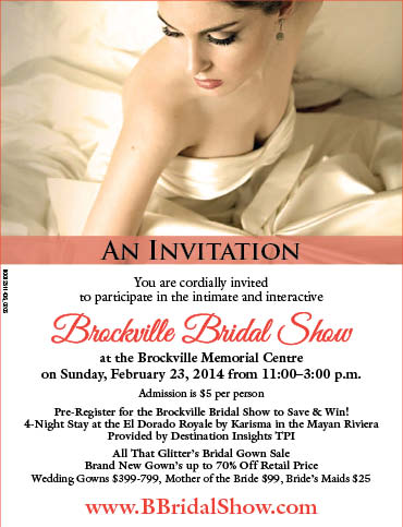 Brockville Wedding Show