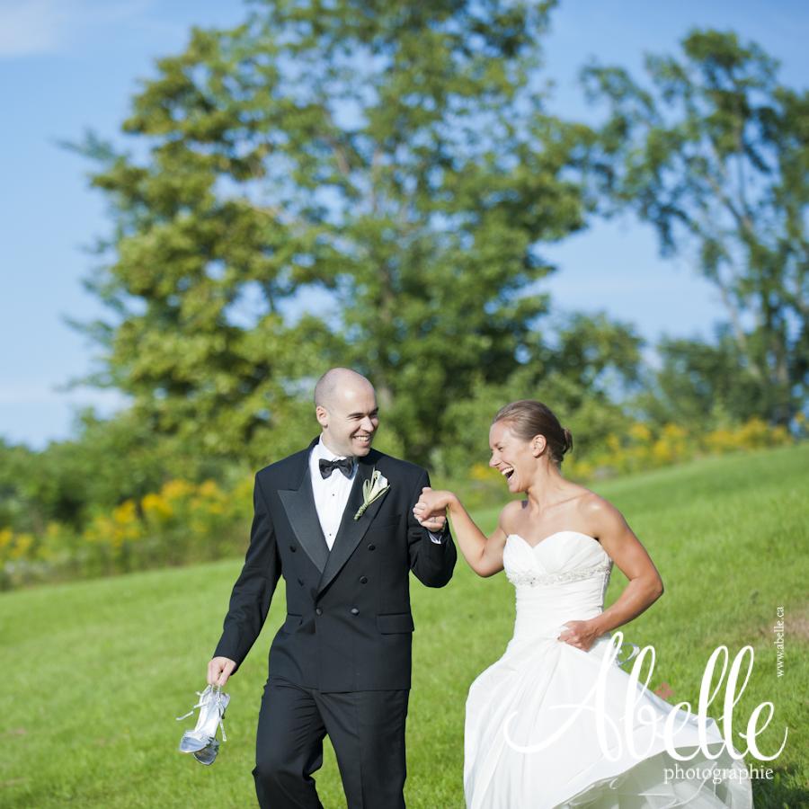 Photographe de mariage Sutton: Abelle photographie