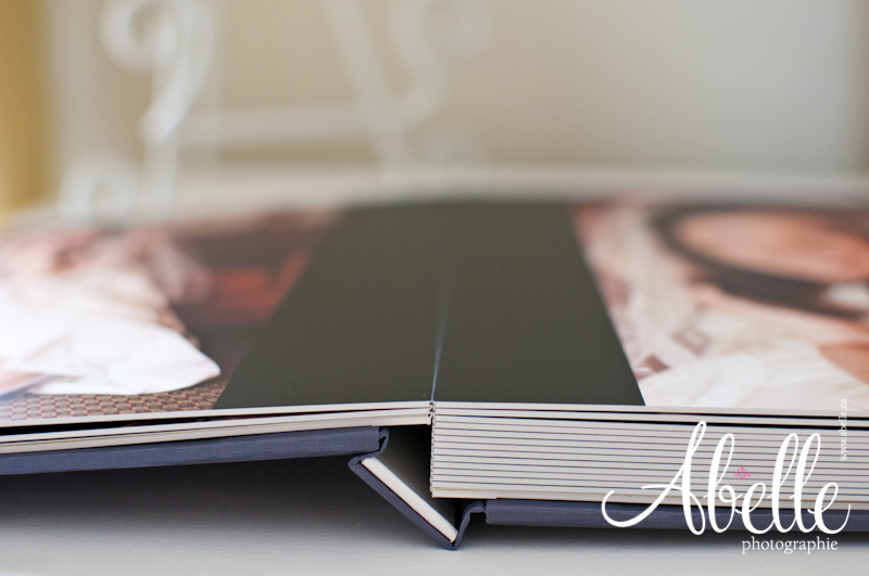 Wedding photography album: Abelle photographie