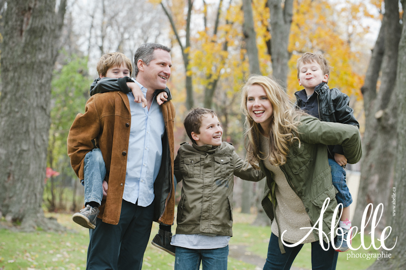 Abelle Photographie: Montreal family portrait photography session