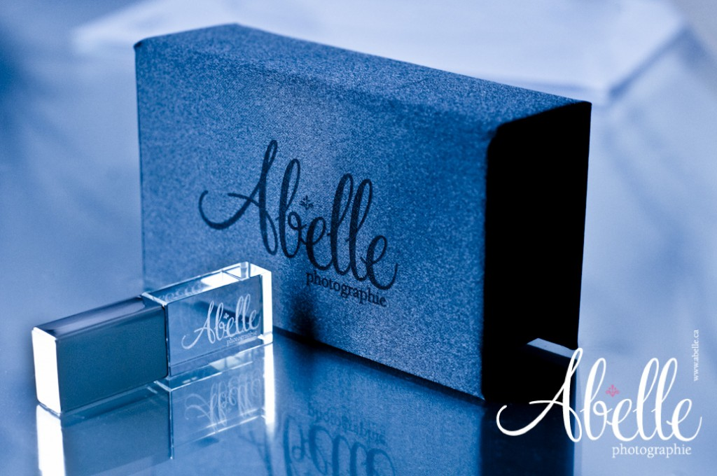 Abelle photographie USB keys