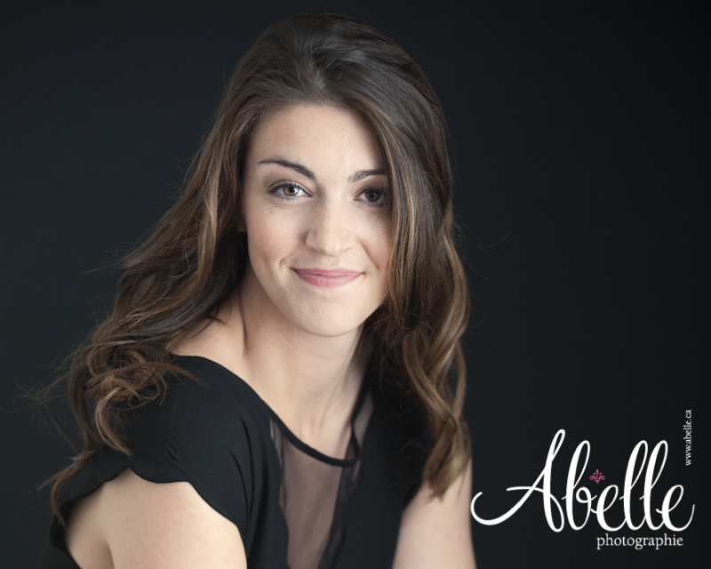 Makeover portrait session with Abelle Photographie
