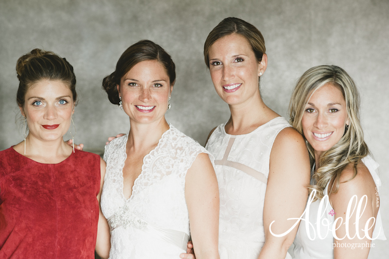 Wedding Photography of Bridal Party: Abelle Photography