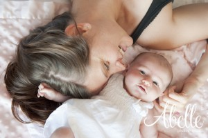 Mother Daughter Portrait - Abelle Portraits