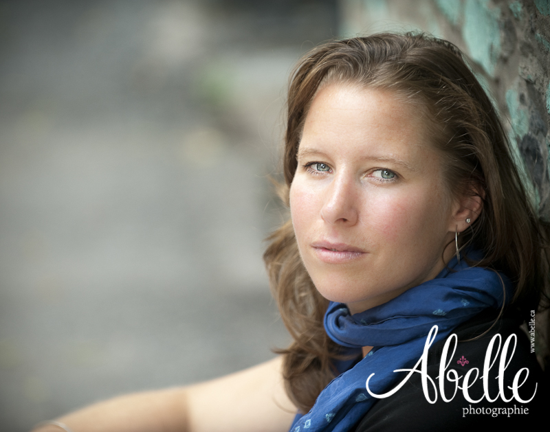 Professional corporate portrait: Abelle.ca