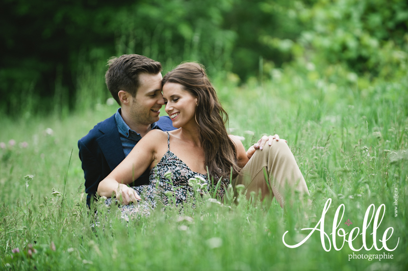 Montreal engagement photographer Abelle