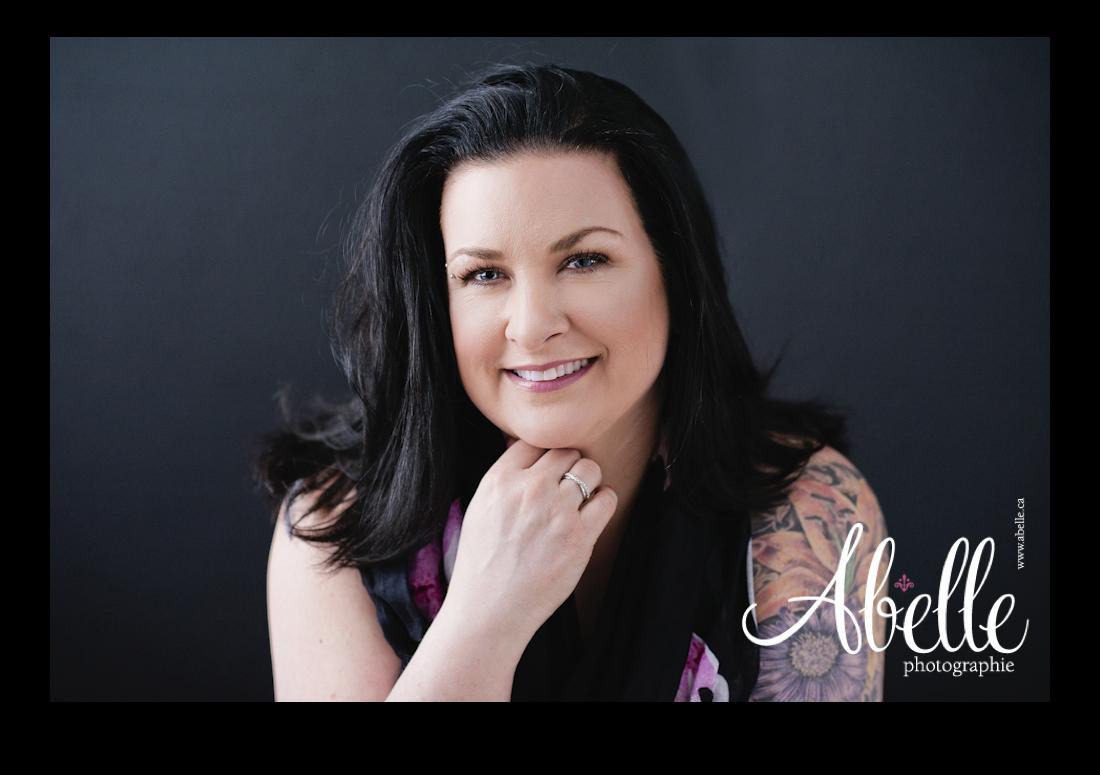 glamour portrait photographer: Abelle.ca