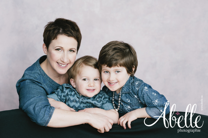 Family Portrait photography studio: Abelle.ca
