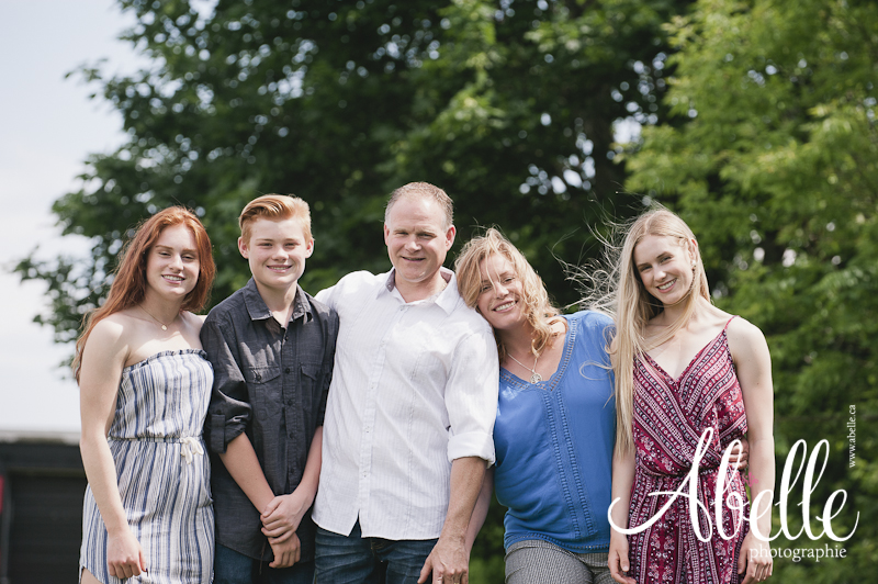 Brockville family portrait photography
