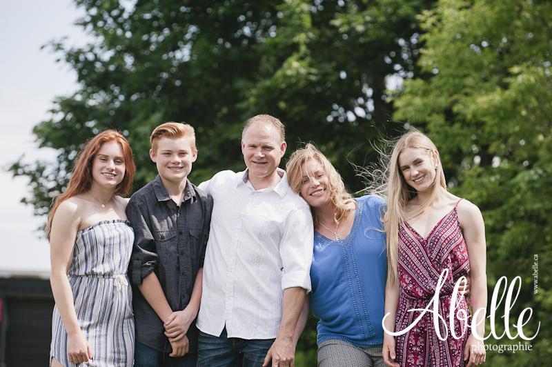 Brockville family portrait photography
