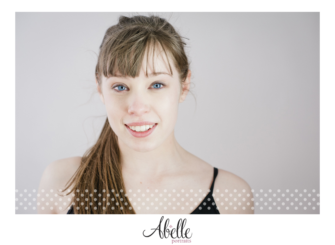 Portrait photography studio: Abelle