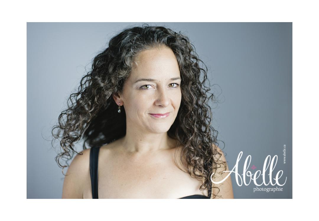 Magazine-style portrait photo session
