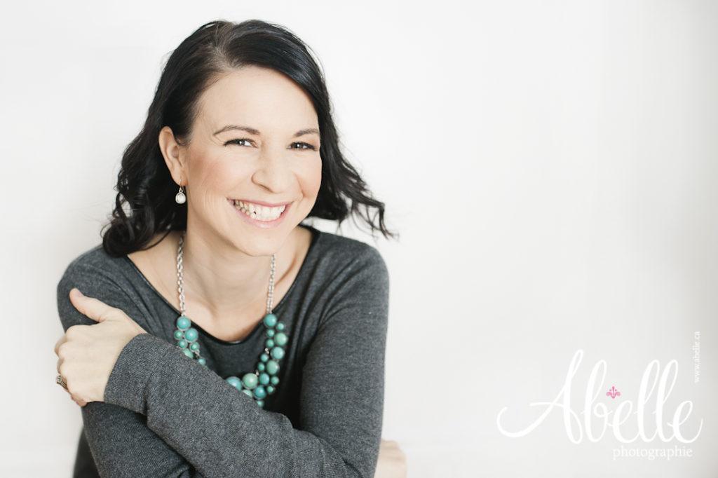 Personal branding portrait shot by Abelle.ca