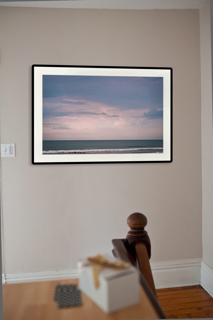 Fine art photograph of Cape Hatteras photographed by Isabelle Bouchard of Abelle.ca